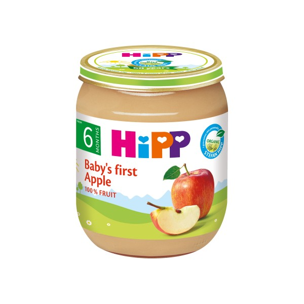 HiPP Organic Baby's First Apple 125g