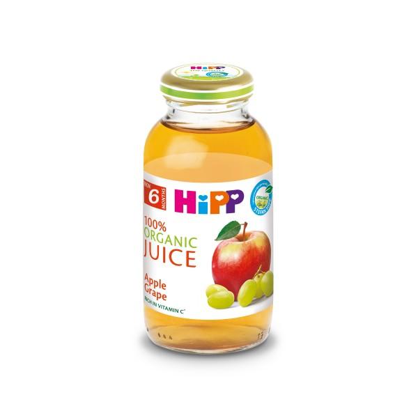 HiPP Organic Apple Grape Juice 200ml