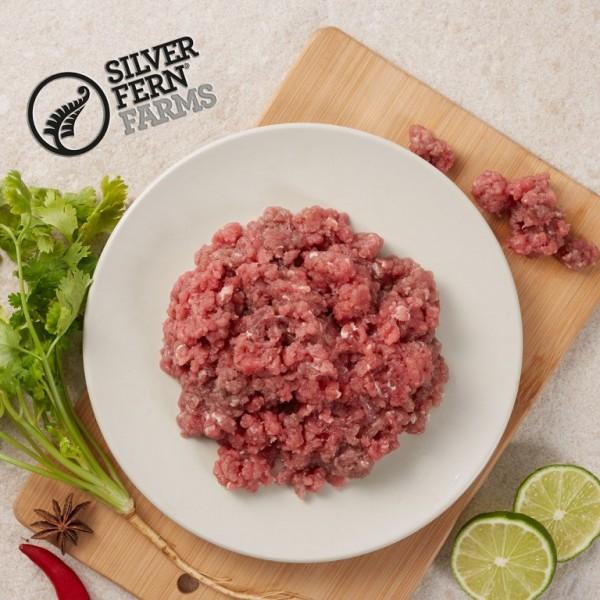 SilverFern® Grass Fed Free Range Angus Beef Mince