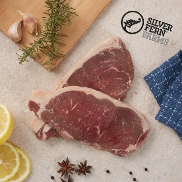 SilverFern® Grass Fed Free Range Angus Beef Ribeye Steak