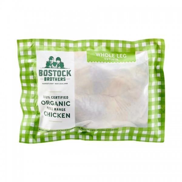 Organic Free-Range Chicken Whole Leg