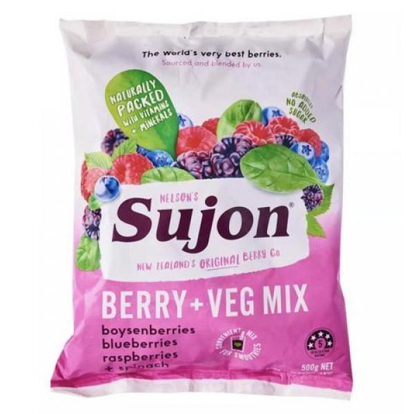 Sujon Berry + Veg