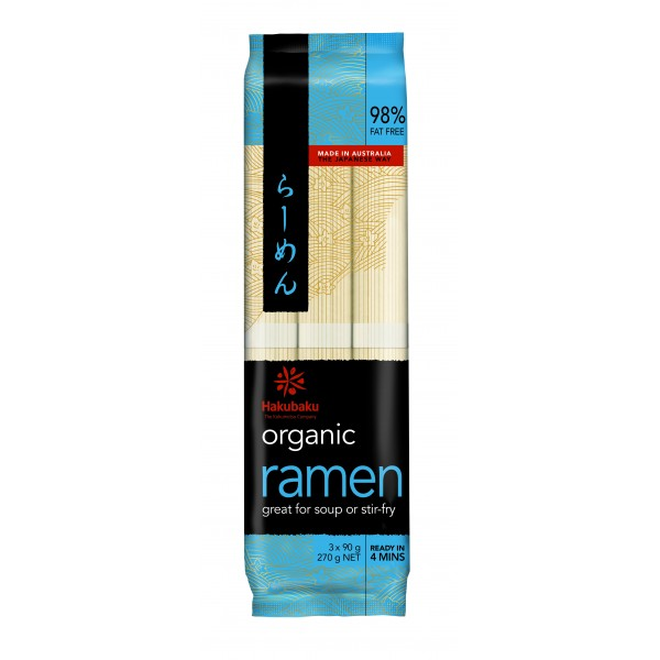 Hakubaku Organic Noodle - Ramen