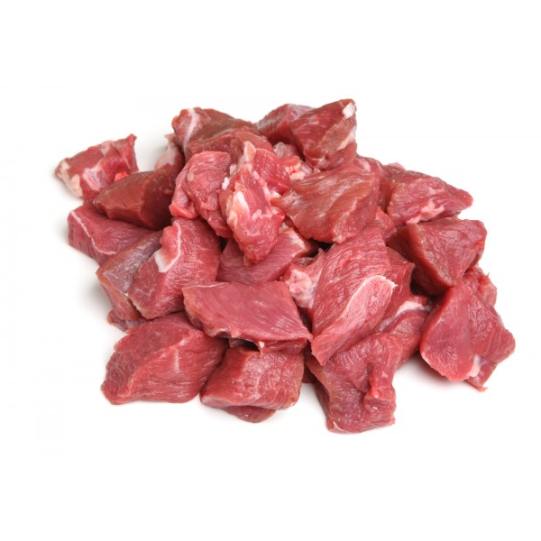 Premium NZ Diced Lamb
