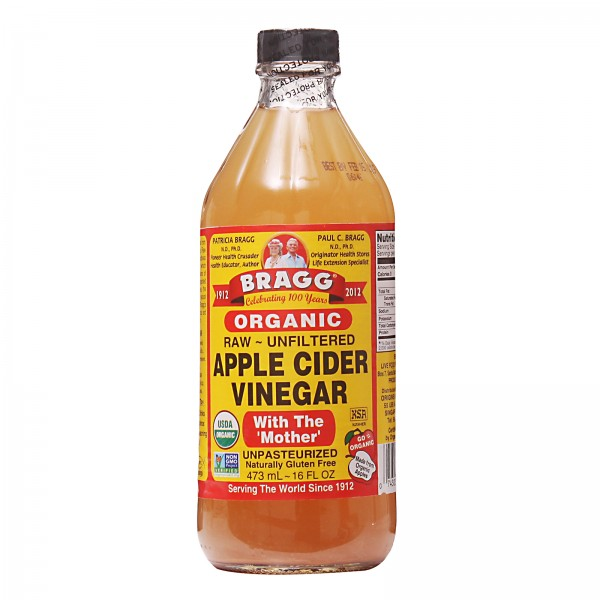 Bragg Org Raw Apple Cider Vinegar 16oz