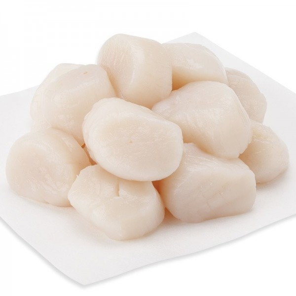 Clearwater Wild Sea Scallops (Extra Large) 2.27kg