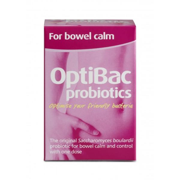 OptiBac for Bowel Calm