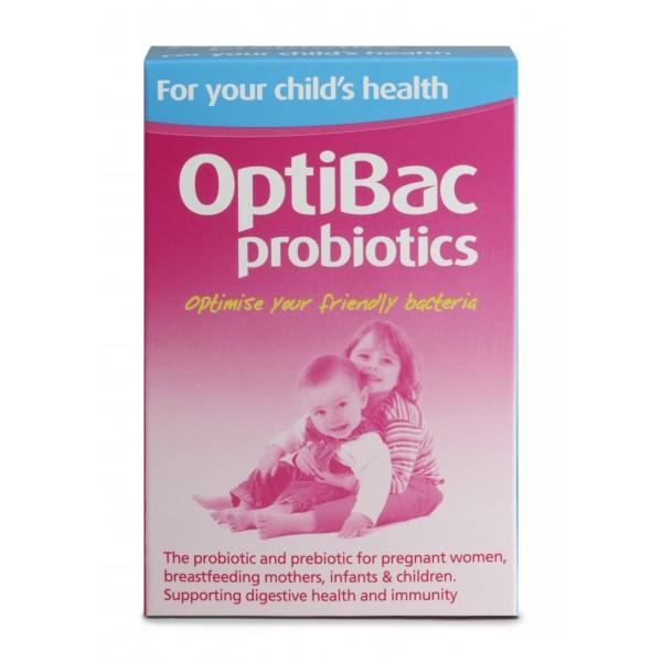 OptiBac for Your Child's Health (30sachet)