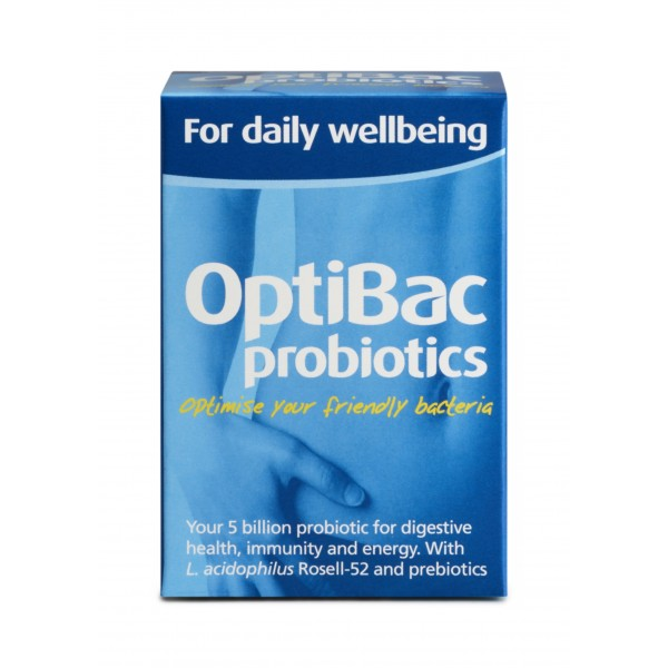 OptiBac for Daily Wellbeing