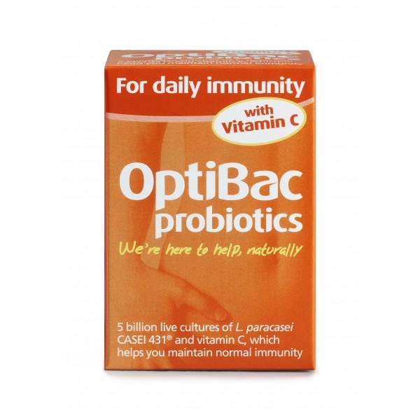 OptiBac for Daily Immunity