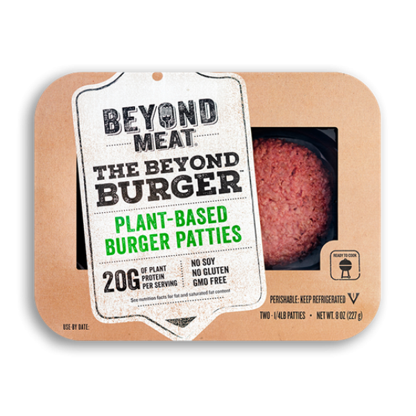 Beyond Meat Burger Patties