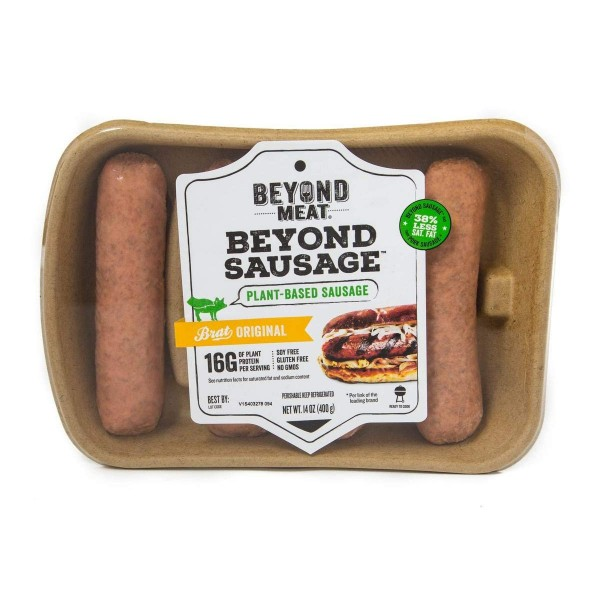 Beyond Meat Sausage Brat Original